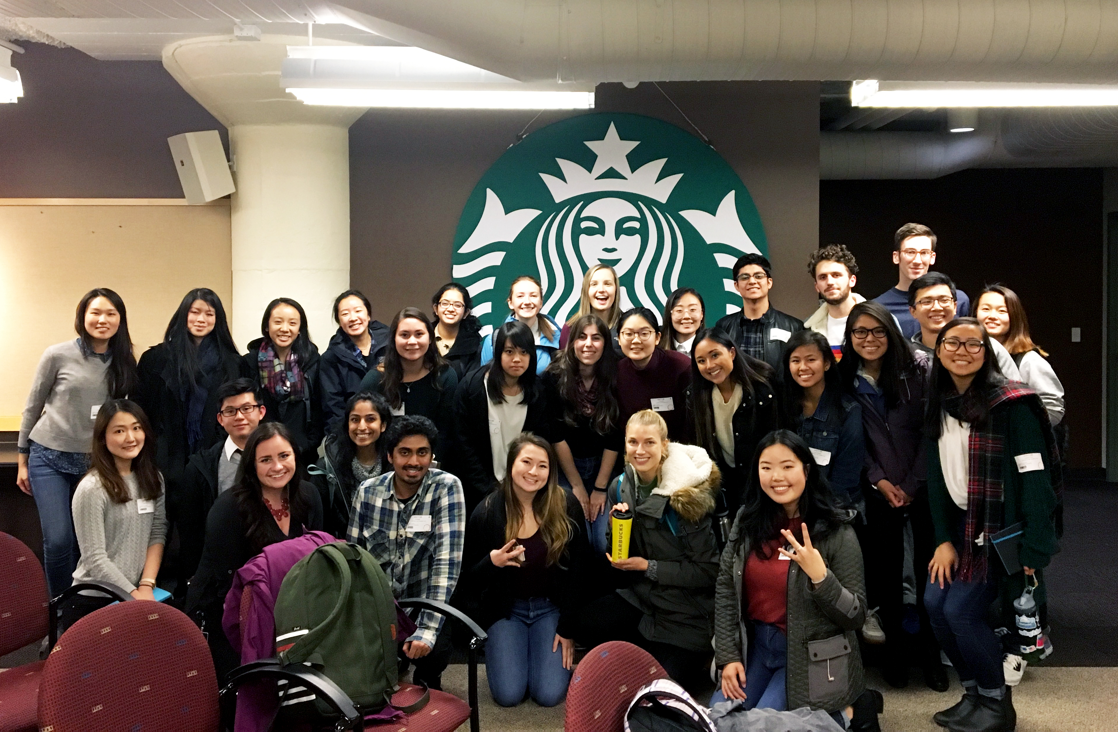 starbucks company tour